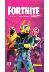 Fortnite Reloaded Official Trading Cards Sobre Panini 8018190012194