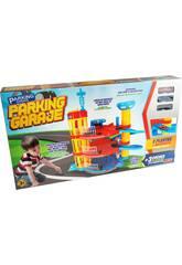 Parking Garaje 3 Plantas y Helipuerto con 3 Vehículos