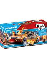 Playmobil Stuntshow Crashcar 70551
