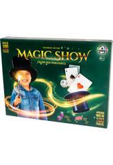 Ensemble de Magie Magic Show Édition pour Les Débutants Plus de 100 Trucs