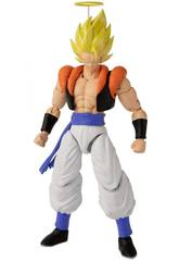 Dragon Ball Super Figur Deluxe Super Saiyan Gogeta Bandai 36768