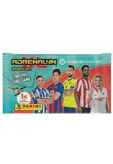 Enveloppe La Ligue Adrenalyn XL 2020/2021 Trading Card Game Panini 004221B6B