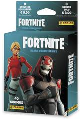 Fortnite Ecoblister Black Frame Series 2021 Panini 003986KBE8