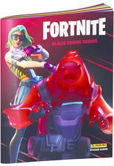Fortnite Álbum Black Frame Series 2021 Panini 003986AE
