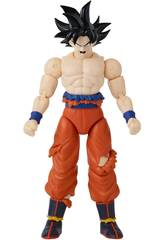 Dragon Ball Super Figura Deluxe Ultra Instinct Goku Sing Bandai 36770