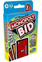 Gioco da tavolo Monopoly Bid Hasbro F1699