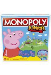 Monopoly Junior Peppa Pig Hasbro F1656