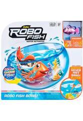 Acuarium Robo Fish mit Fisch Bandai ZU7126
