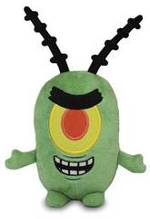 Bob Esponja Mini Peluche Plankton Bandai 690506