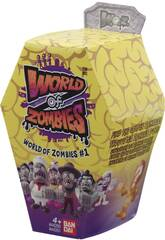 World Of Zombies figura a sorpresa Bandai 44200