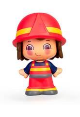 Pin et Poney Figure Professions Pompier Famosa 700016289