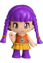Pinypon Figurine Série 11 Cheveux Violets Famosa 700016215