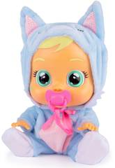 Bebés Llorones Pijama Fantasy Zorro IMC Toys 81413