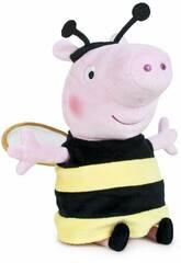 Peluche Peppa Pig Abeille 20cm Famosa 760019337