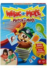 Juego de Cartas Whac a Mole Mattel GVD46