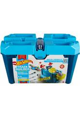 Hot Wheels Stunt and Crash Box Mattel GVG09