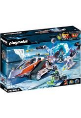Playmobil TopAgents Spyteam Comando de Nieve 70230