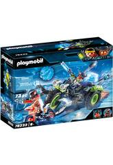 Playmobil TopAgents Spyteam Artic Rebels Triciclo de Hielo 70232