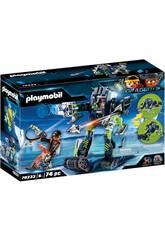 Playmobil TopAgents Artic Rebels Robot de Hielo 70233