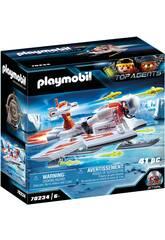 Playmobil TopAgents SpyTeam Volador 70234