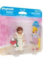Playmobil Princesa e Fabricante de Vestidos 70275
