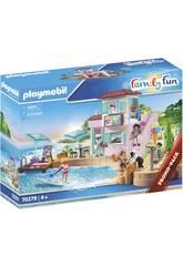 Playmobil Glacerie dans le Port 70279
