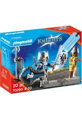 Playmobil Set Cavaleiros 70290