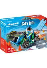 Playmobil Set Go-Kart 70292