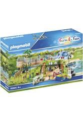 Playmobil Gran Zoo 70341