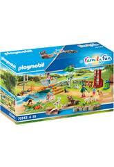 Playmobil Zoo de Mascotas 70342