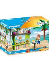Playmobil Snack Bar 70437