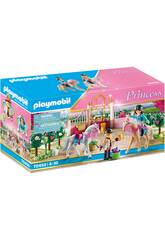 Playmobil Princess Clases de Equitación en el Establo 70450