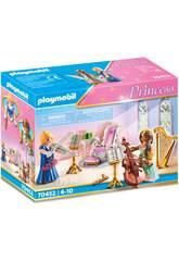 Playmobil Classe de musique 70452