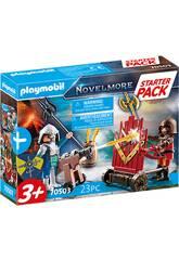 Playmobil Starter Pack Novelmore Set aggiuntivo 70503