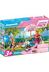 Playmobil Starter Pack Princesse Set supplémentaire 70504