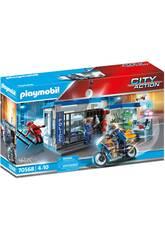 Playmobil City Action Escape da Prisão 70568