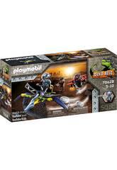 Playmobil Dinos Pteranodon Pteranodon Air Attack 70628