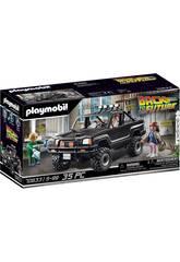 Playmobil Retour Vers le Futur Camionnette Pick-Up de Marti 70633