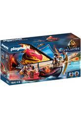 Playmobil Novelmore Bateau Bandits de Burnham 70641