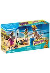 Playmobil Scooby-Doo Aventura com Witch Doctor 70707