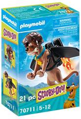 Playmobil Scooby-Doo Pilot Collectable Figure 70711