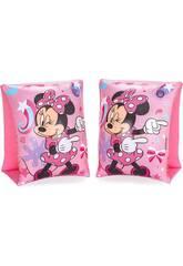 Manguitos Minnie Mouse 23x15cm Bestway 91038