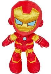 Peluche Marvel 25 cm. Iron Man Mattel GYT41