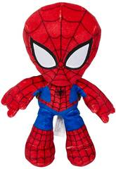 Peluche Marvel 25 cm. Spiderman Mattel GYT43
