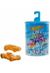 Hot Wheels Color Reveal Pack 2 Véhicules Mattel GYP13