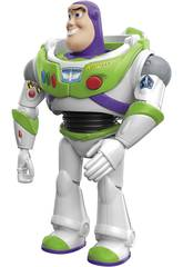 Pixar Toy Story Figura Interactiva Buzz Mattel HBK96