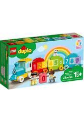 Lego Duplo Number Train : Apprendre à compter 10954