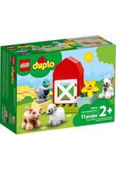 Lego Duplo Town Granja y Animales 10949