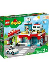Lego Duplo Town Parking Garage and Car Wash Lego 10948