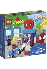 Lego Duplo Marvel Heroes Spiderman HQ 10940